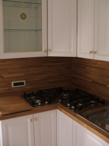 cucina: zona cottura