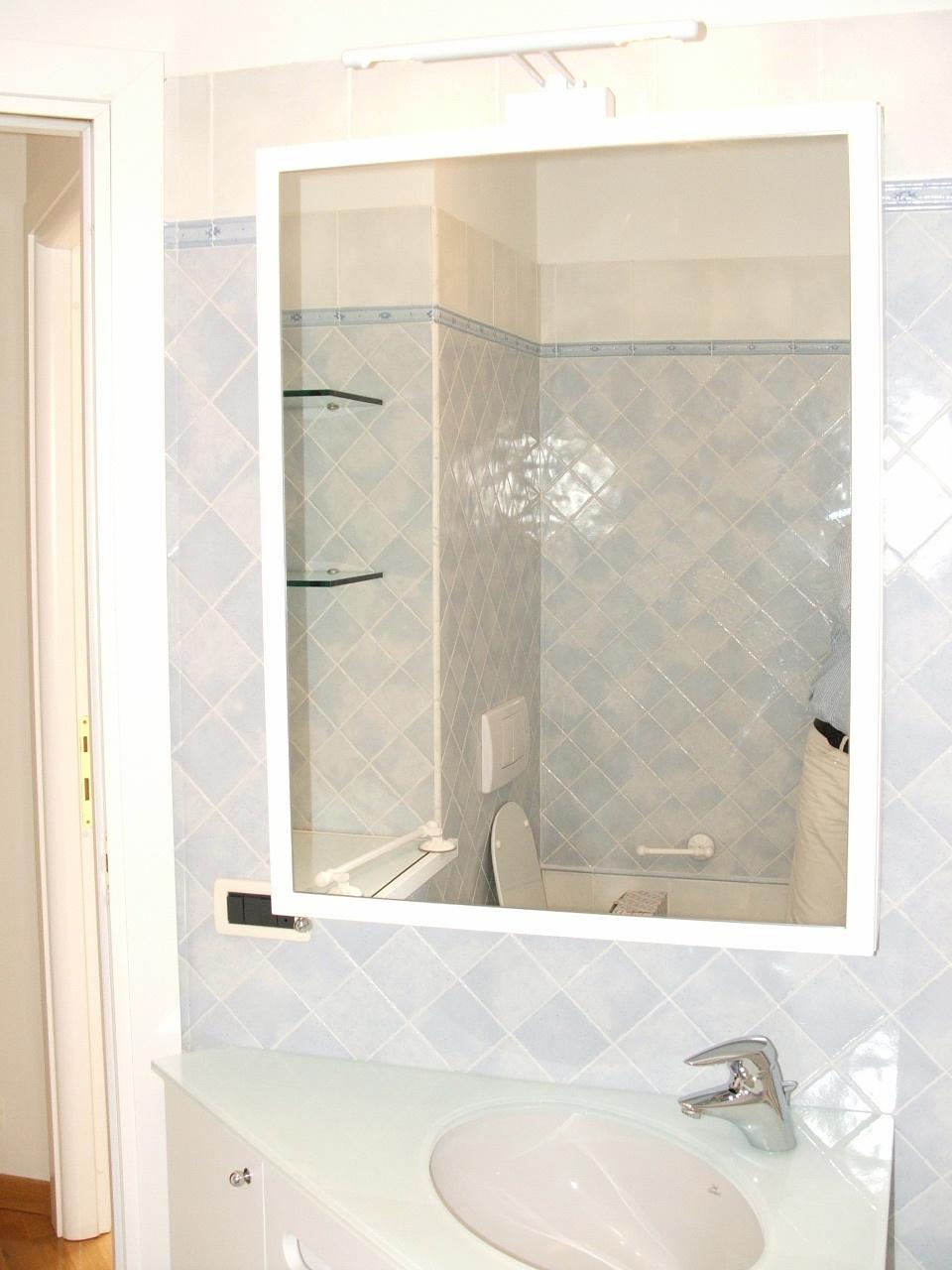 bagno:specchio