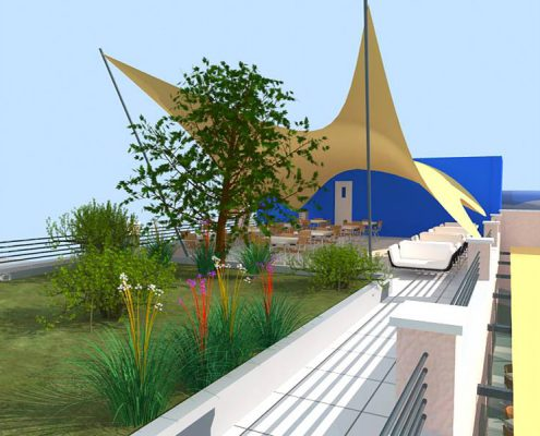 tensostruttura-giardino pensile