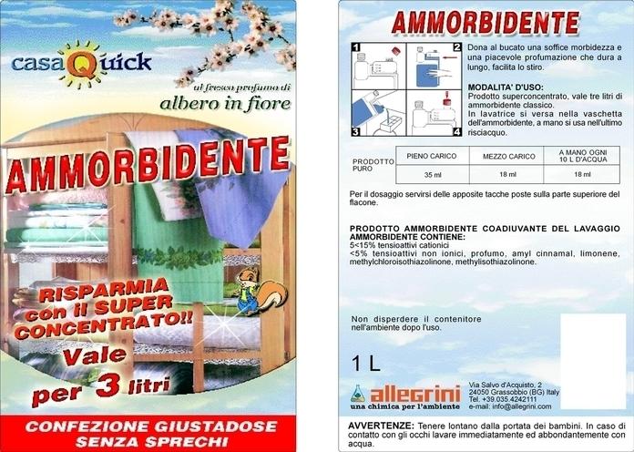 etichetta:ammorbidente