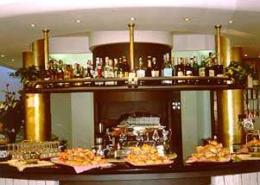 zona bar: bancone di servizio