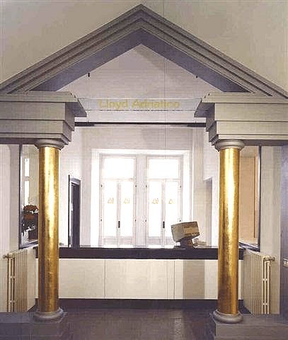 hall: ingresso