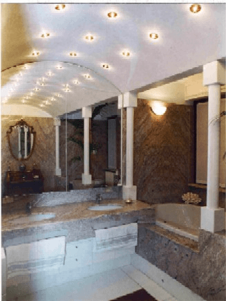 bagno padronale:visione d'insieme