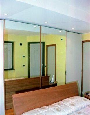 camera da letto- armadio