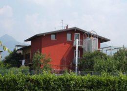 visuale esterna edificio ristrutturato