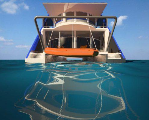 houseboat vista poppa