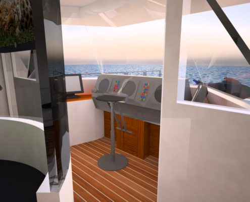 houseboat_vista consolle