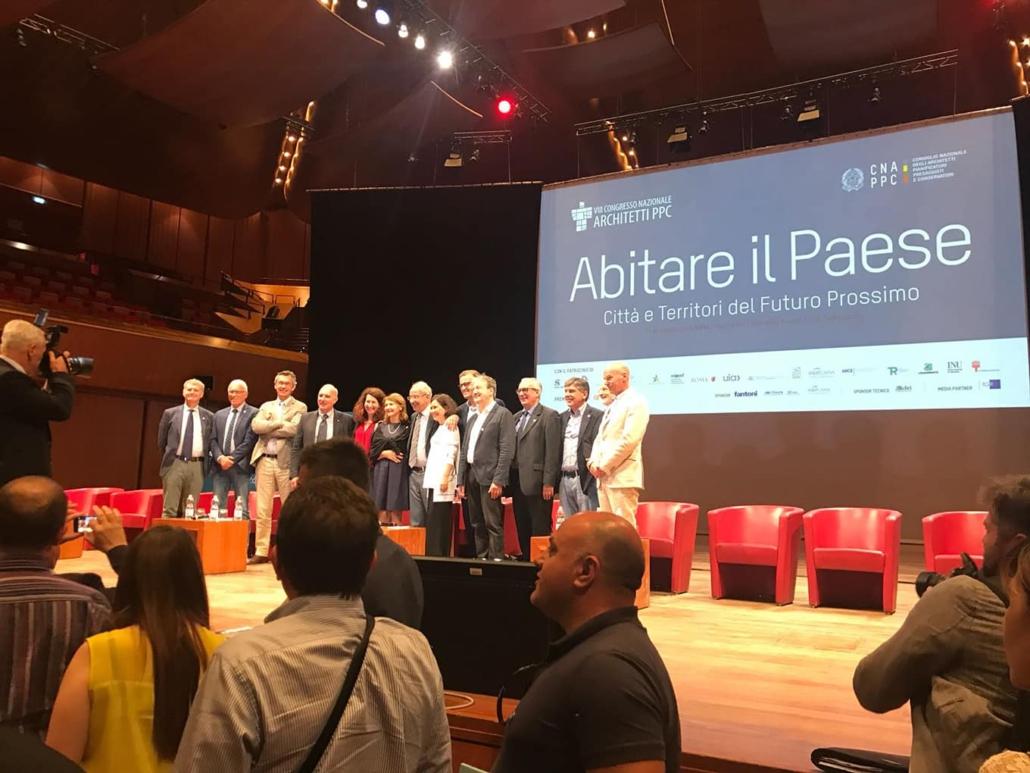VIII Congresso Architetti