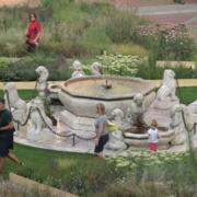 giardino dei leoni